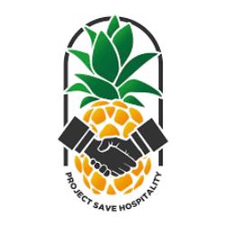 Logo Project Save Hospitality