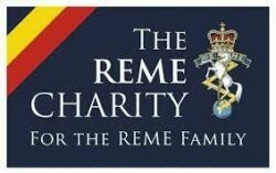 Logo The Royal Electrical and Mechanical Engineers Charity REME